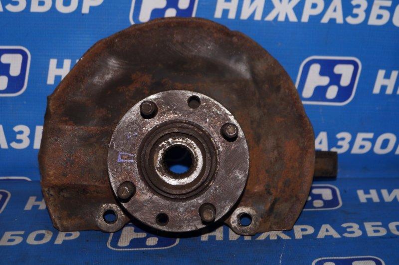 Кулак поворотный Hafei Princip HFJ 7161 1.6 DA4G18 2007 передний правый (б/у)