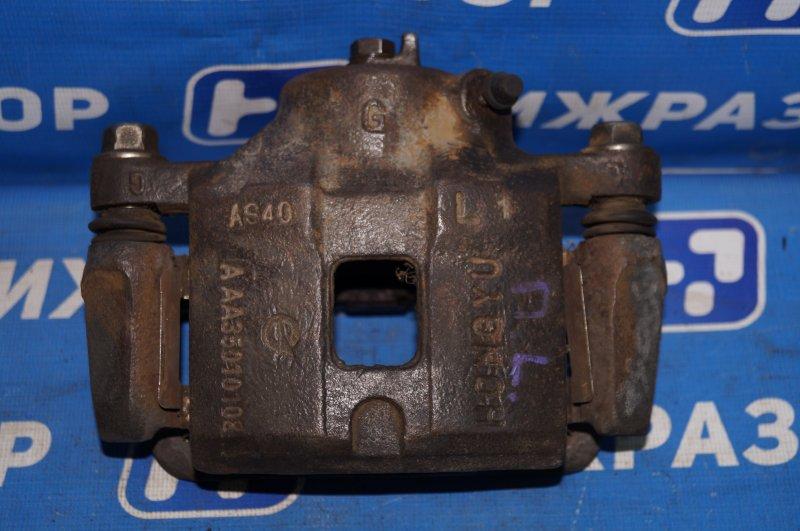 Суппорт Hafei Princip HFJ 7161 1.6 DA4G18 2007 передний левый (б/у)