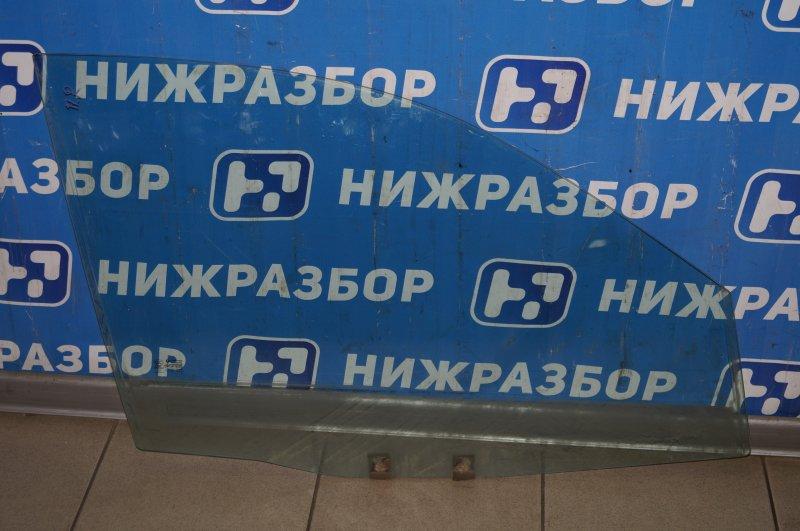 Стекло двери Hafei Princip HFJ 7161 1.6 DA4G18 2007 переднее правое (б/у)