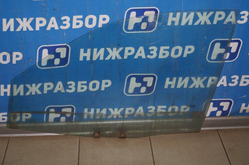 Стекло двери Hafei Princip HFJ 7161 1.6 DA4G18 2007 переднее левое (б/у)