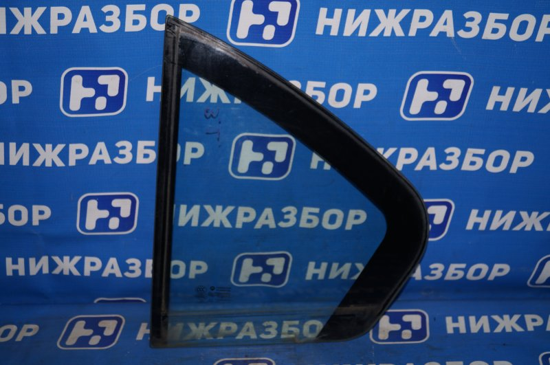 Форточка двери Hafei Princip HFJ 7161 1.6 DA4G18 2007 задняя левая (б/у)