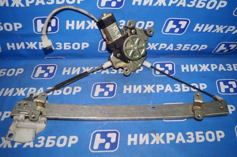 Стеклоподъемник эл. Hafei Princip HFJ 7161 1.6 DA4G18 2007 передний левый (б/у)
