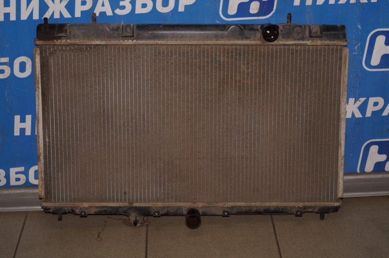 Радиатор основной Hafei Princip HFJ 7161 1.6 DA4G18 2007 (б/у)