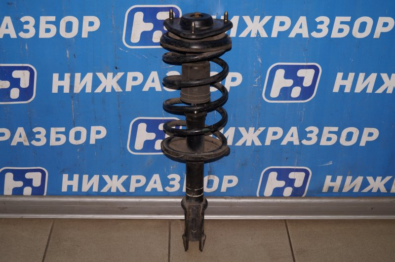 Амортизатор Hafei Princip HFJ 7161 1.6 DA4G18 2007 передний правый (б/у)
