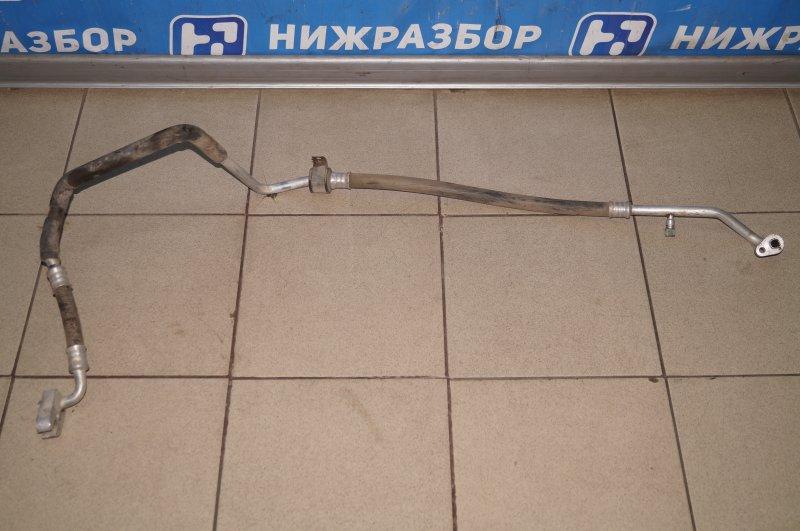 Трубка кондиционера Hafei Princip HFJ 7161 1.6 DA4G18 2007 (б/у)