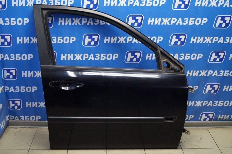 Дверь Hafei Princip HFJ 7161 1.6 DA4G18 2007 передняя правая (б/у)