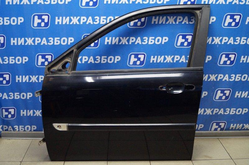 Дверь Hafei Princip HFJ 7161 1.6 DA4G18 2007 передняя левая (б/у)
