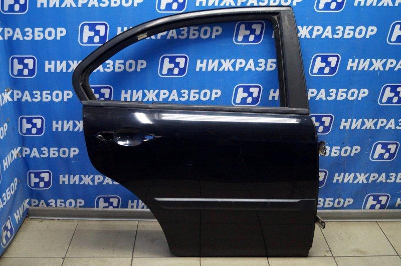 Дверь Hafei Princip HFJ 7161 1.6 DA4G18 2007 задняя правая (б/у)