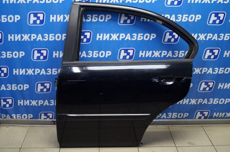 Дверь Hafei Princip HFJ 7161 1.6 DA4G18 2007 задняя левая (б/у)