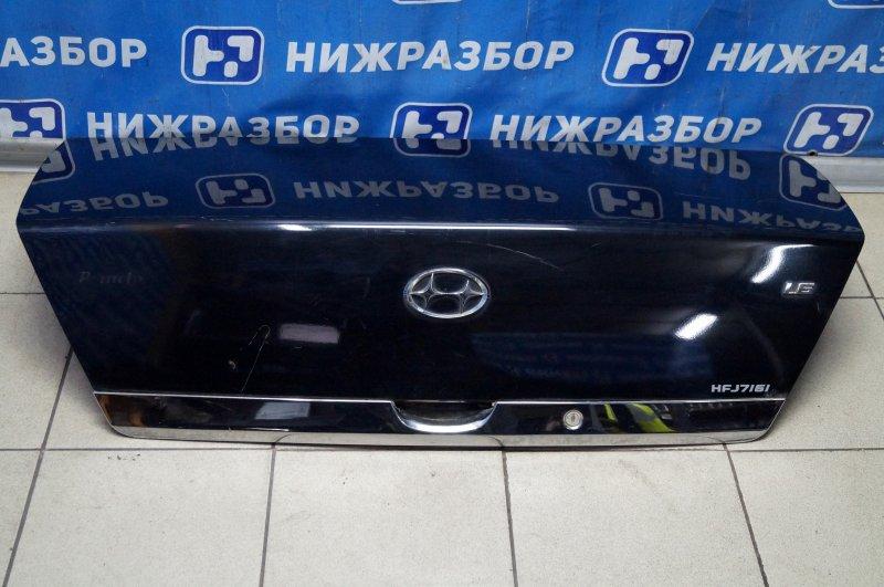 Крышка багажника Hafei Princip HFJ 7161 1.6 DA4G18 2007 (б/у)