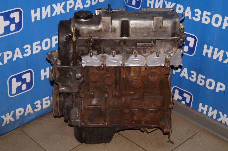 Двигатель (двс) Hafei Princip HFJ 7161 1.6 DA4G18 2007 (б/у)