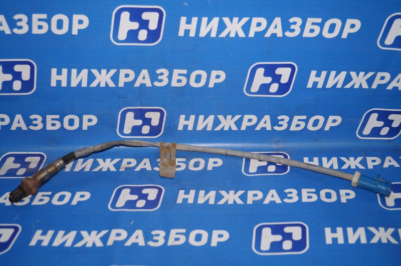 Датчик кислородный Ford Focus 2 1.6 (HXDB) 2007 нижний (б/у)