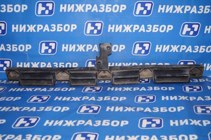 Направляющая бампера Ford Focus 2 1.6 (HXDB) 2007 задняя (б/у)