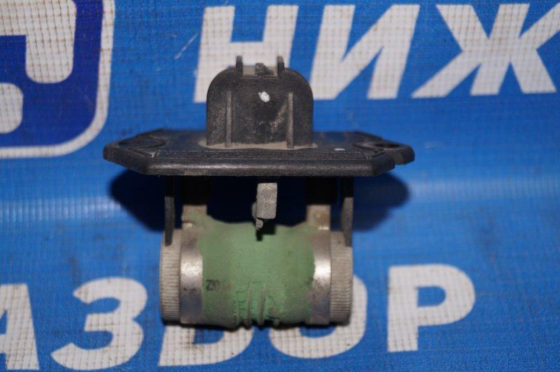 Резистор вентилятора Kia Rio 2 (б/у)