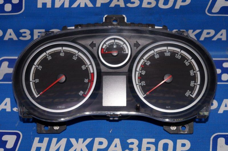 Панель приборов Opel Corsa D (б/у)
