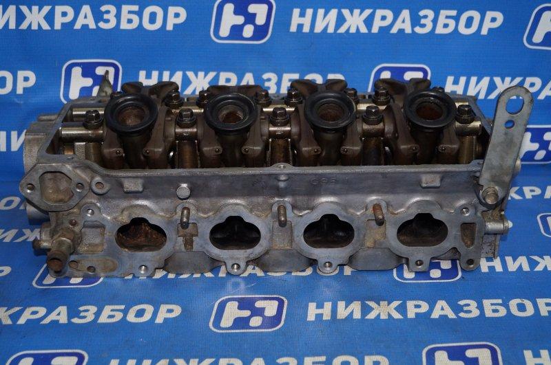 Головка блока цилиндров (гбц) Mitsubishi Carisma DA 1.6 4G92 (б/у)