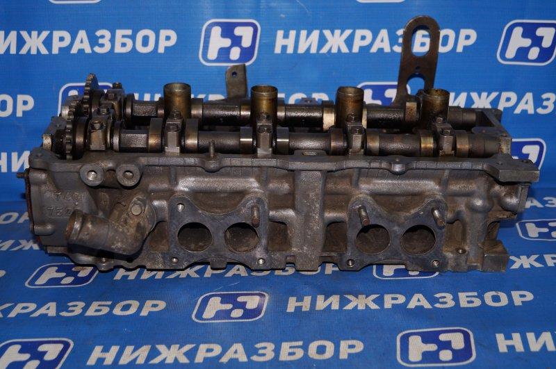 Головка блока цилиндров (гбц) Nissan Almera N15 1.4 GA14 1997 (б/у)