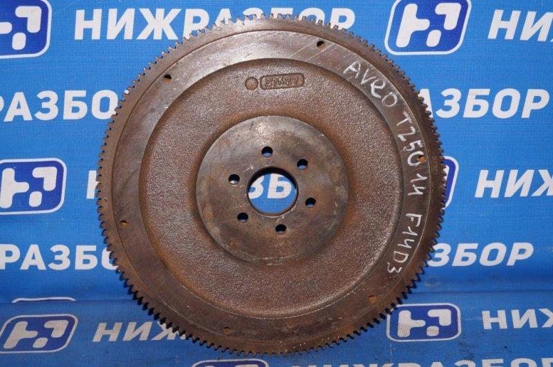 Маховик Chevrolet Aveo T250 1.4 (F14D3) (б/у)