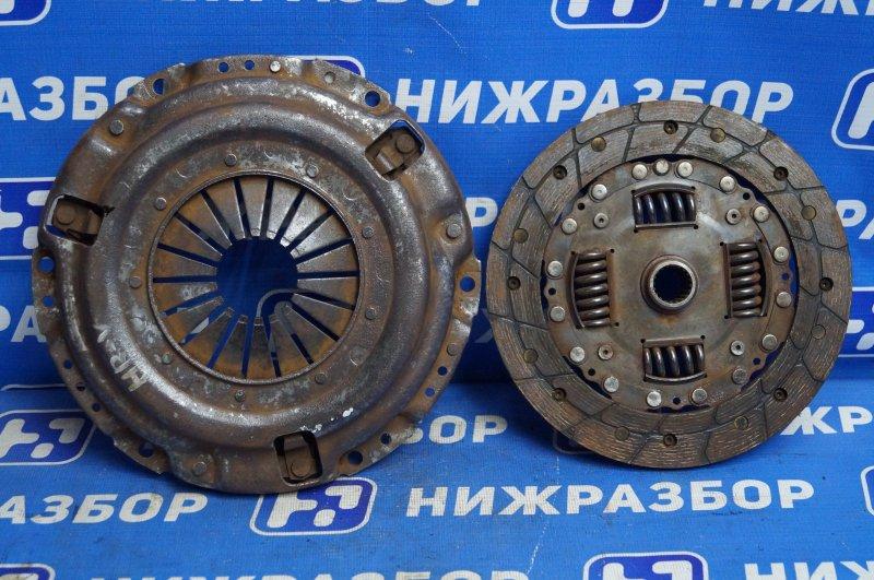 Сцепление комплект Honda Hr-V 1.6 1999 (б/у)