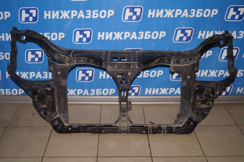 Панель передняя, телевизор Kia Rio 2 (б/у)