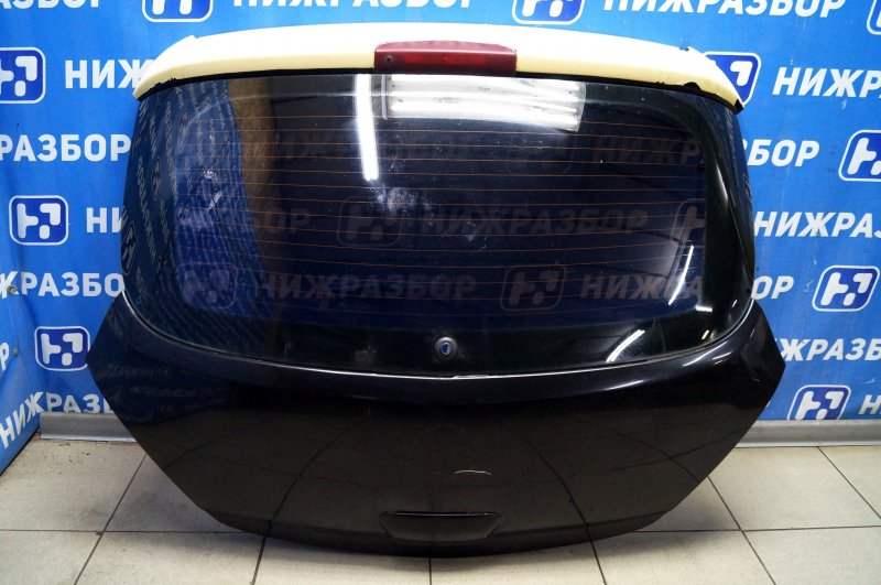 Дверь багажника Opel Corsa D 1.2 Z12XEP (б/у)