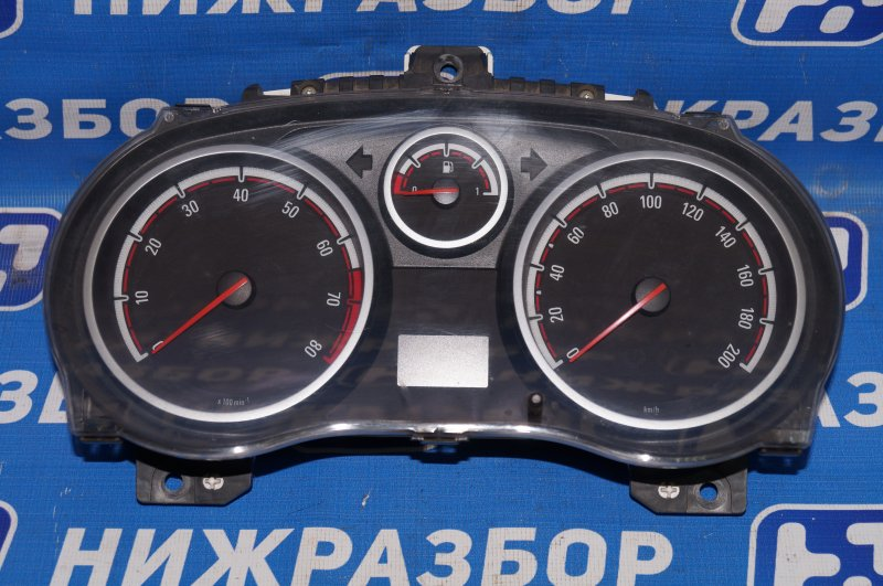 Панель приборов Opel Corsa D 1.2 Z12XEP (б/у)