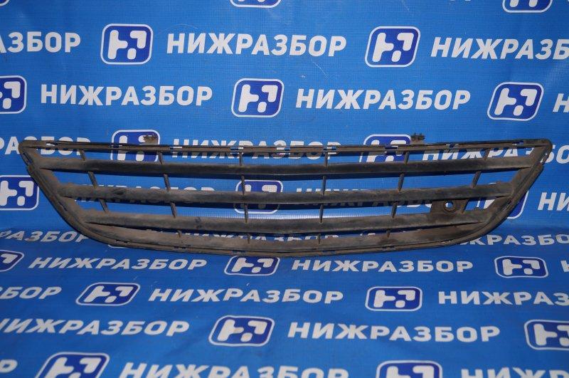 Решетка в бампер Opel Corsa D 1.2 Z12XEP передняя (б/у)