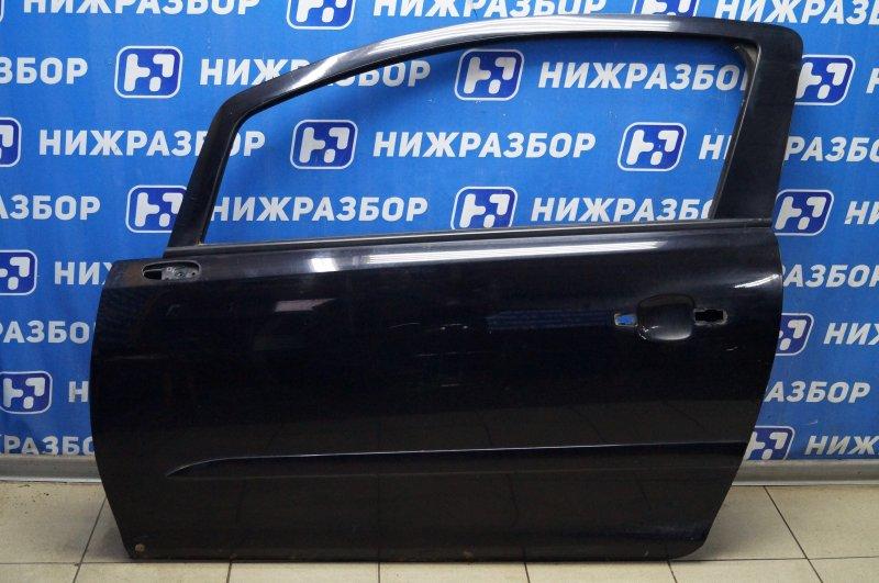 Дверь Opel Corsa D 1.2 Z12XEP левая (б/у)