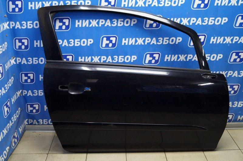 Дверь Opel Corsa D 1.2 Z12XEP правая (б/у)