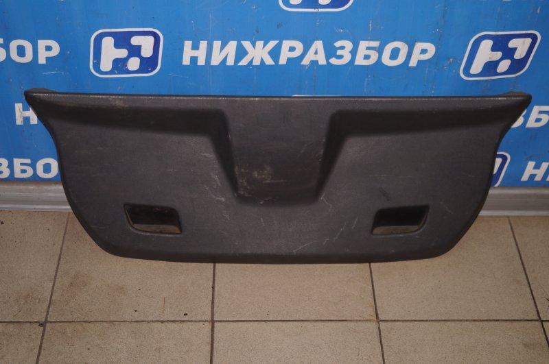 Обшивка двери багажника Opel Corsa D 1.2 Z12XEP (б/у)