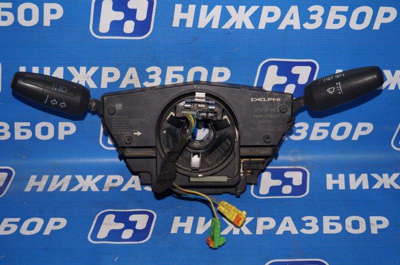 Переключатель подрулевой в сборе Opel Corsa D 1.2 Z12XEP (б/у)