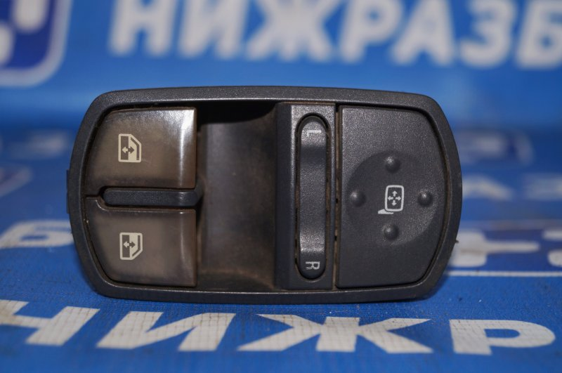 Блок управления стеклоподъемниками Opel Corsa D 1.2 Z12XEP (б/у)