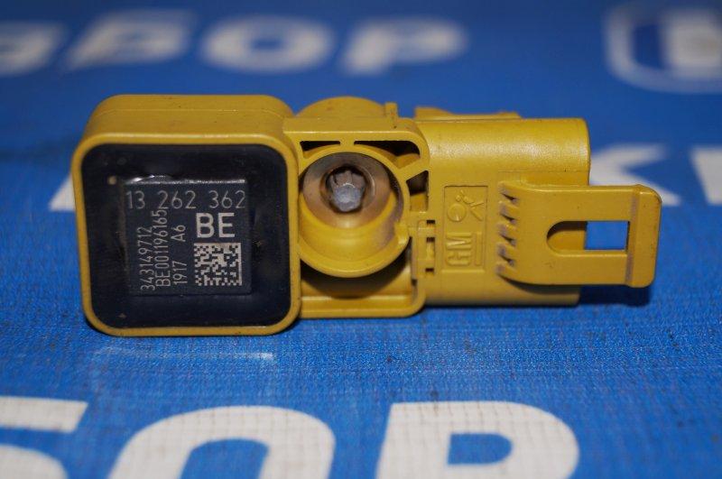 Датчик air bag Opel Corsa D 1.2 Z12XEP (б/у)