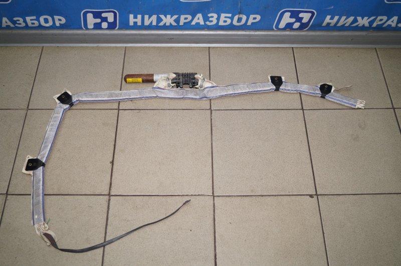 Шторка ( подушка безопасности ) Opel Corsa D 1.2 Z12XEP левая (б/у)