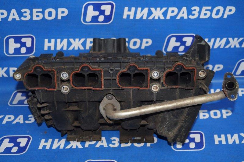 Коллектор впускной Opel Corsa D 1.2 Z12XEP (б/у)