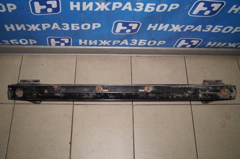 Усилитель бампера Opel Corsa D 1.2 Z12XEP задний (б/у)