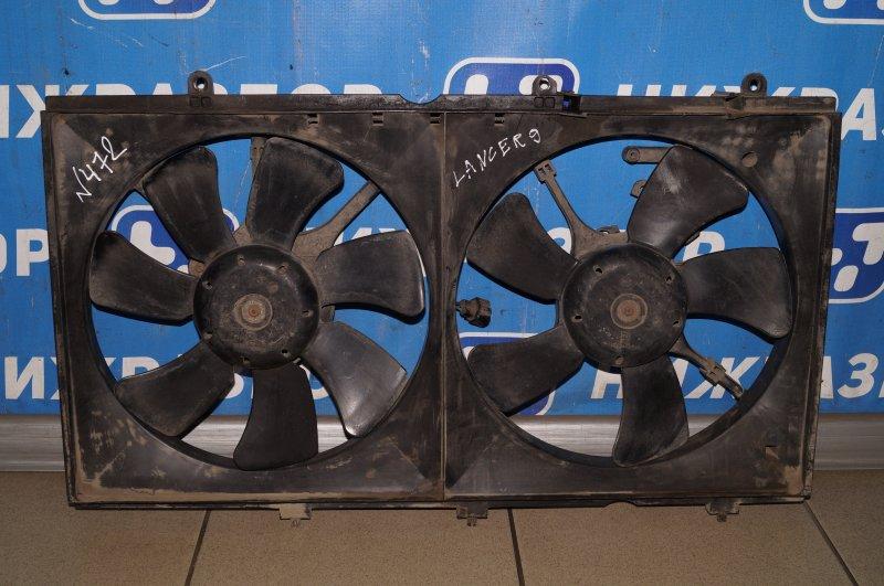 Вентилятор радиатора Mitsubishi Lancer 9 (б/у)