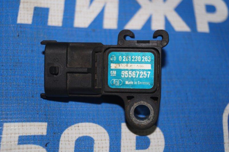 Датчик абсолютного давления Opel Astra J СЕДАН 1.4T (A14NET) 19DV2533 2013 (б/у)