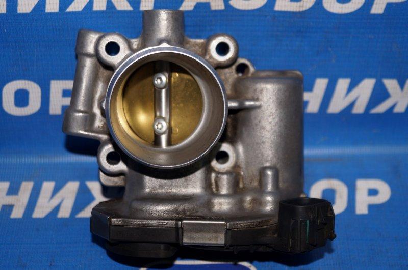 Заслонка дроссельная Opel Astra J СЕДАН 1.4T (A14NET) 19DV2533 2013 (б/у)