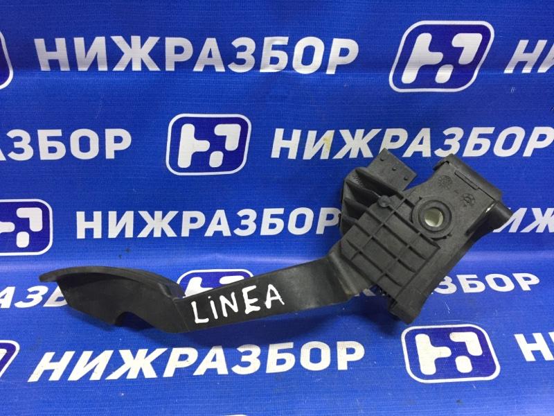 Педаль газа Fiat Linea (б/у)