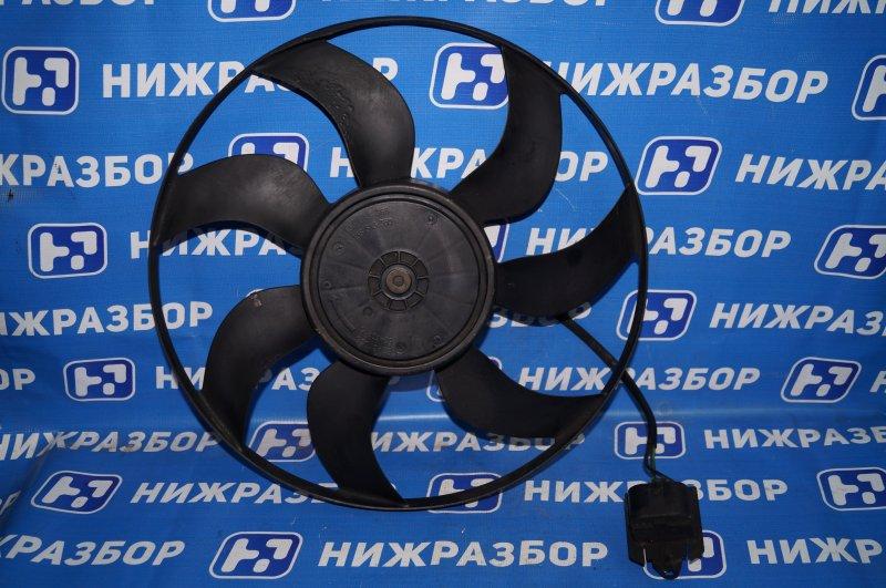 Вентилятор радиатора Opel Astra J СЕДАН 1.4T (A14NET) 19DV2533 2013 (б/у)