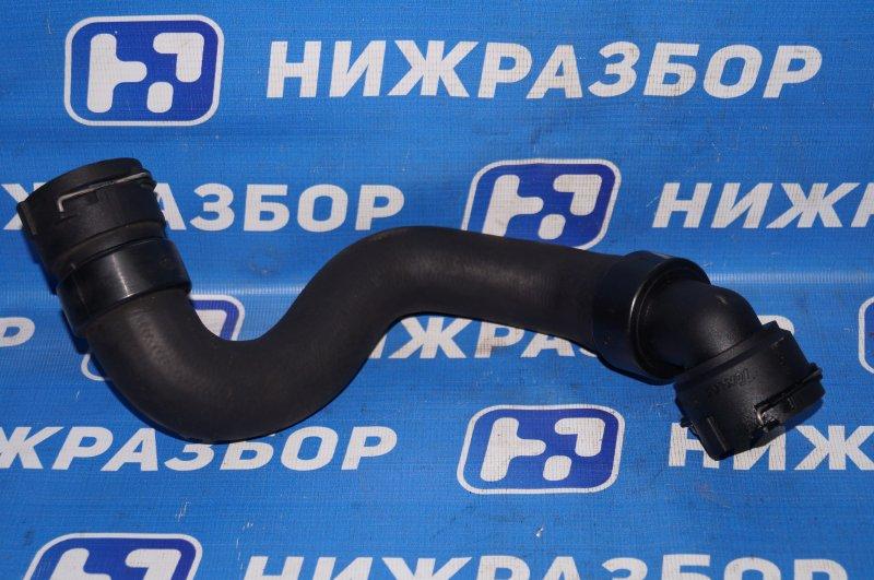 Патрубок радиатора Opel Astra J СЕДАН 1.4T (A14NET) 19DV2533 2013 нижний (б/у)