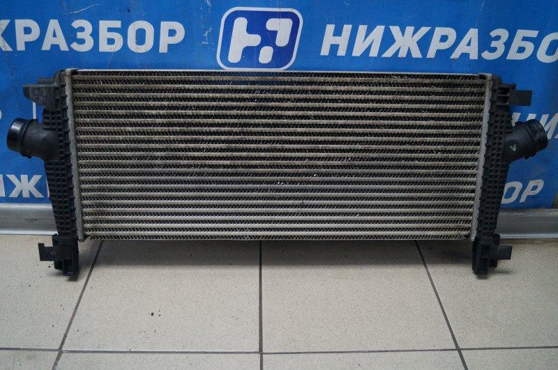 Интеркулер Opel Astra J СЕДАН 1.4T (A14NET) 19DV2533 2013 (б/у)