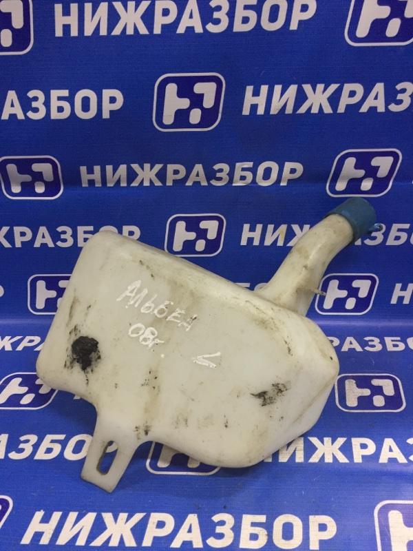 Бачок омывателя лобового стекла Fiat Albea 2002 (б/у)