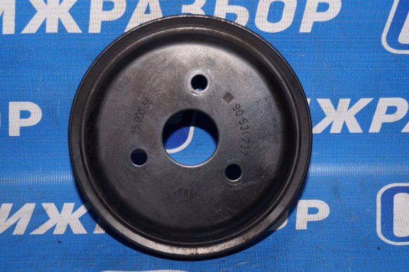 Шкив помпы Opel Astra J СЕДАН 1.4T (A14NET) 19DV2533 2013 (б/у)