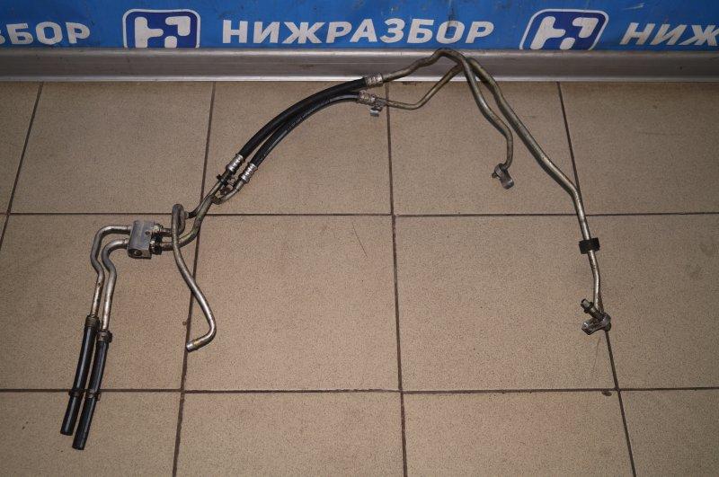 Трубка охлаждения акпп Opel Astra J СЕДАН 1.4T (A14NET) 19DV2533 2013 (б/у)