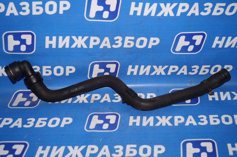 Патрубок печки Opel Astra J СЕДАН 1.4T (A14NET) 19DV2533 2013 (б/у)