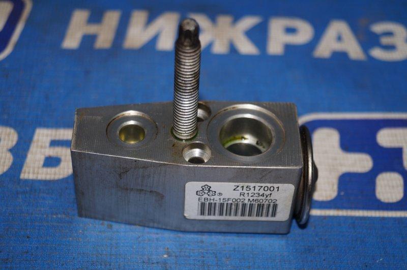 Клапан кондиционера Opel Astra J СЕДАН 1.4T (A14NET) 19DV2533 2013 (б/у)