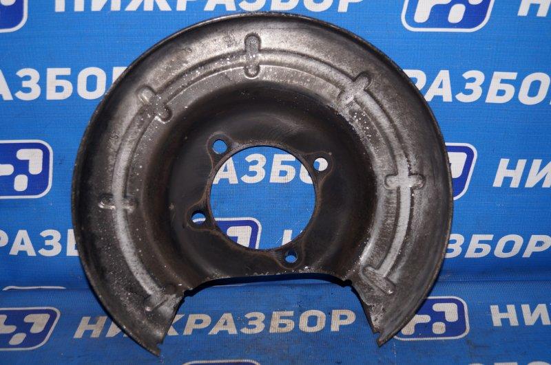 Пыльник тормозного диска Opel Astra J СЕДАН 1.4T (A14NET) 19DV2533 2013 задний левый (б/у)