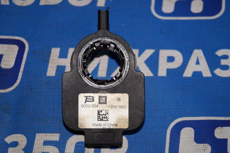 Датчик угла поворота рулевого колеса Opel Astra J СЕДАН 1.4T (A14NET) 19DV2533 2013 (б/у)